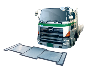 FastMotion Truck Scale